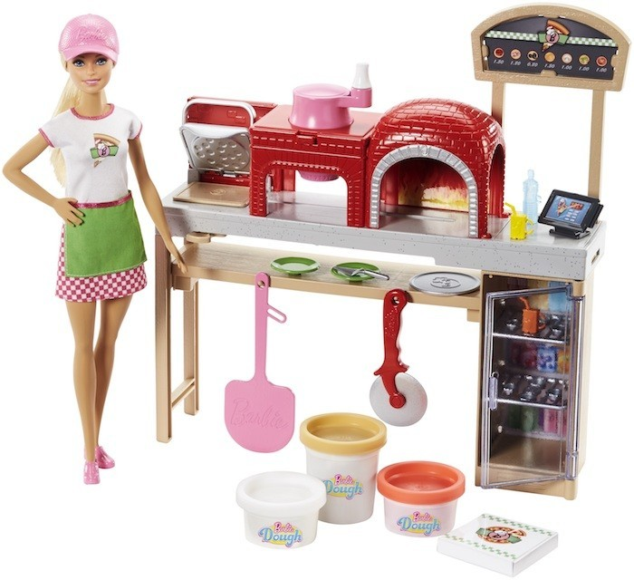Barbie pizzaiola