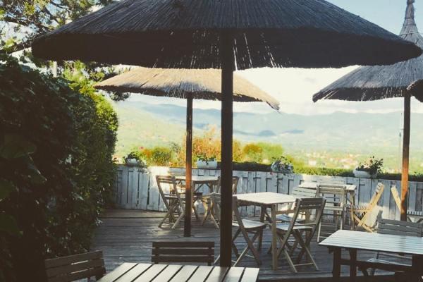 Toscana da bere, viaggio tra i cocktail bar della regione: Garden a Castiglion Fiorentino