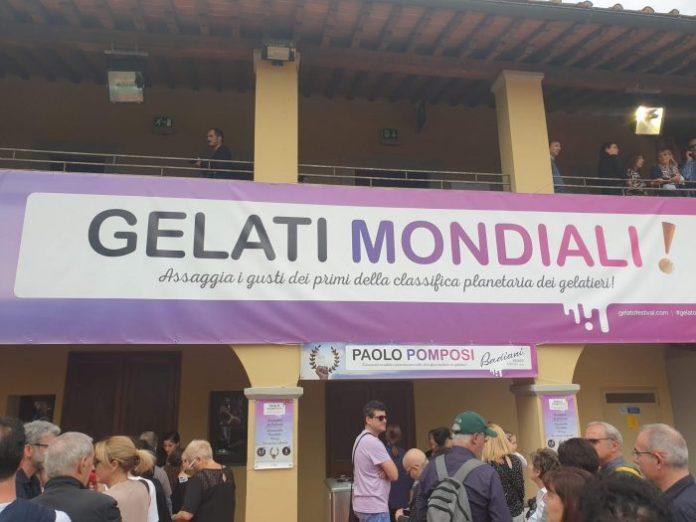 PAOLO POMPOSI gelato festival