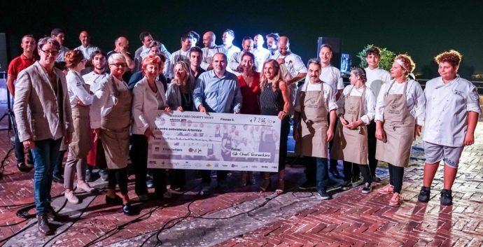 Italian Chef Charity Night 2019