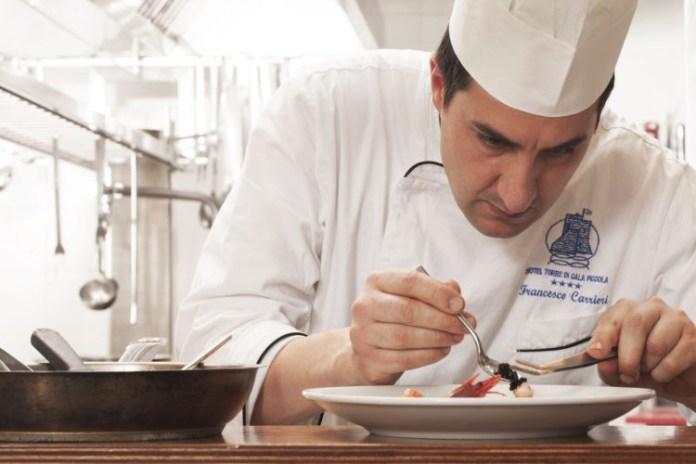 Chef Francesco Carrieri