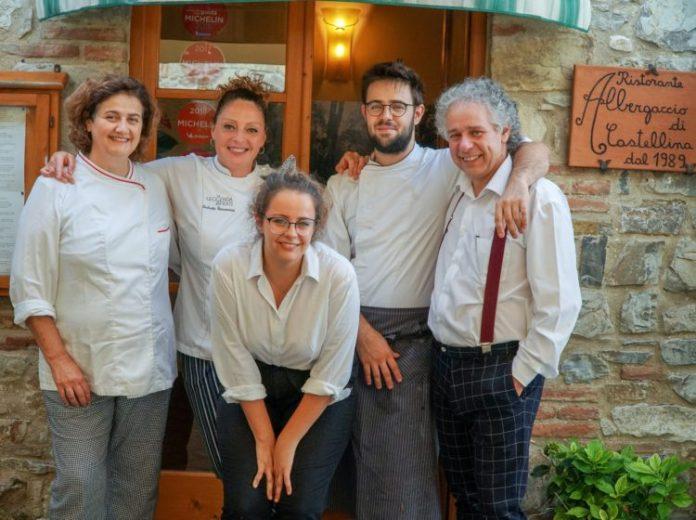 ristorante Albergaccio a Castellina in Chianti