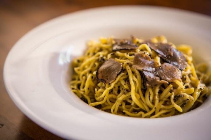 """ristorante """"Ceci"""" a Saragano"""