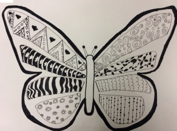 Ilfracombe Museum Butterfly Design Competition 12
