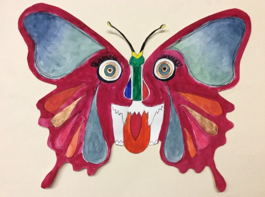 Ilfracombe Museum Butterfly Design Competition (12)