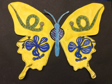 Ilfracombe Museum Butterfly Design Competition (18)