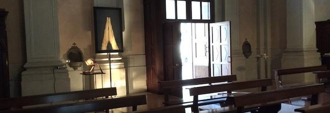 Interno chiesa Beata Vergine Immacolata