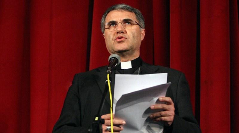 l'arcivescovo Lorefice
