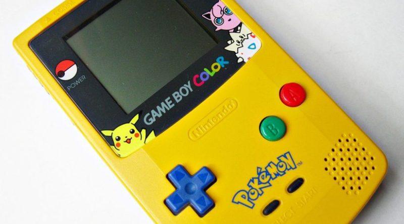 Game Boy - Pikachu