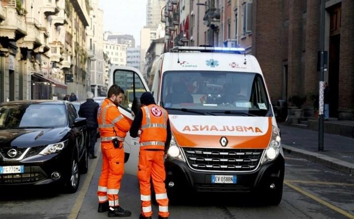 Incidente stradale a Catania