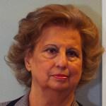 Maria Falcone, sorella del magistrato Giovanni Falcone ucciso dalla mafia, attivista