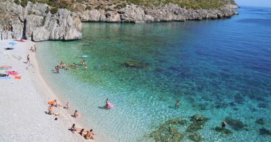 Spiaggia Tonnarella dell'Uzzo