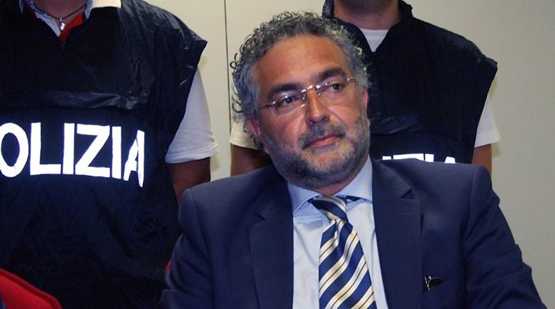 Renato Cortese, questore di Palermo
