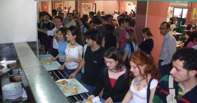 Mensa università di Palermo, attimi di panico