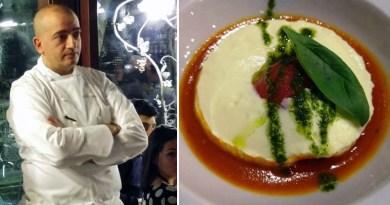 Lo Chef Cuttaia al G7 di Taormina