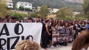 Funerali di Fabrizio Ruffino