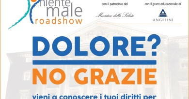 Terapia del dolore: Nientemale Roadshow