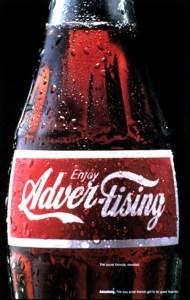 Advertising: la CocaCola è pubblicità