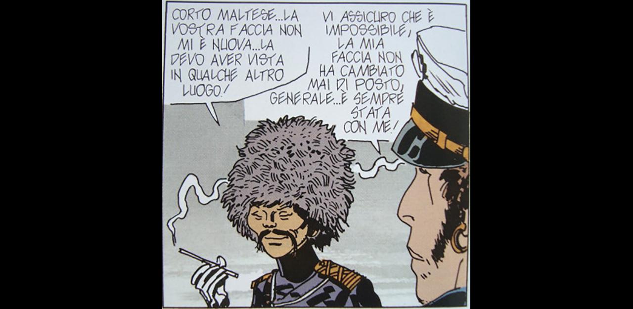Corto Maltese in Siberia
