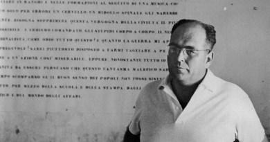Danilo Dolci, sociologo non violento