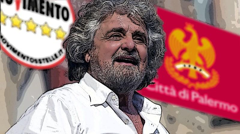 Grillo vuole Palermo
