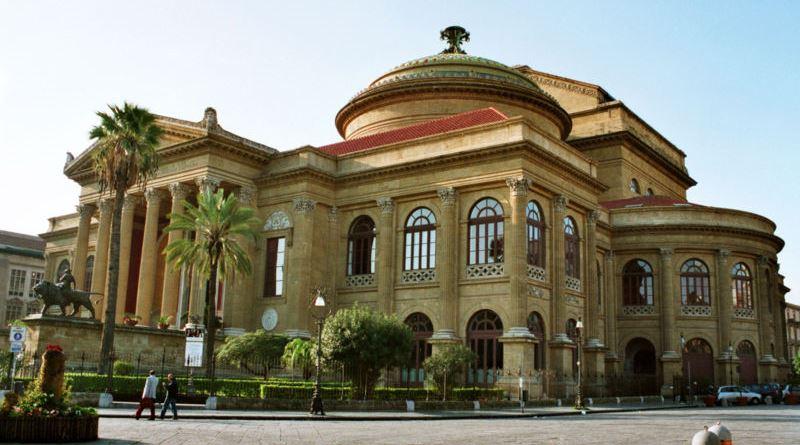 Una Notte a Teatro Massimo