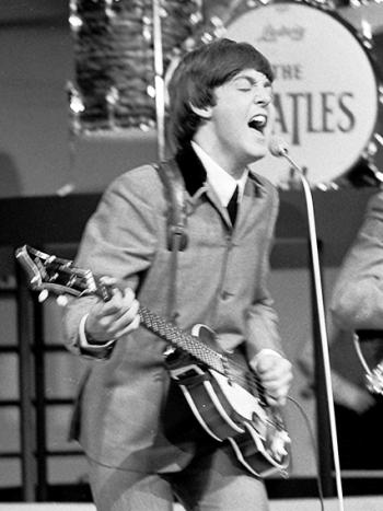 Paul McCartney -1964
