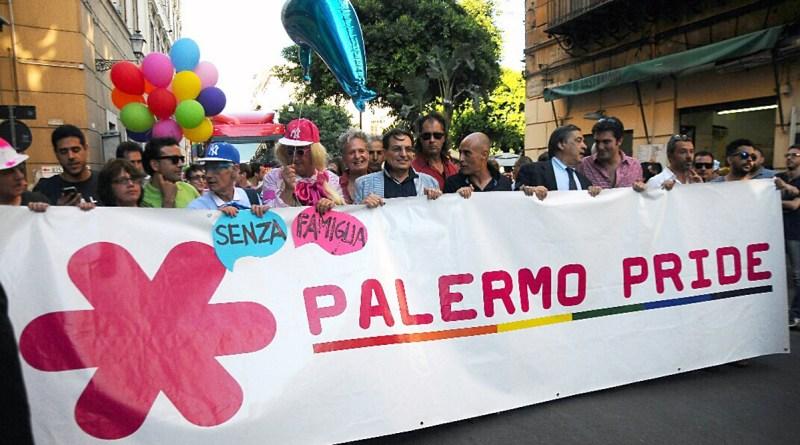 CORTEO GAY PRIDE PALERMO
