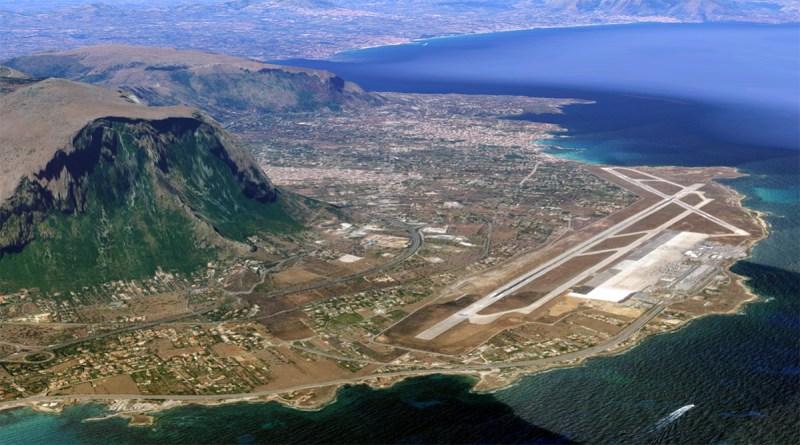 Aeroporto Falcone-Borsellino, Punta Raisi-Palermo