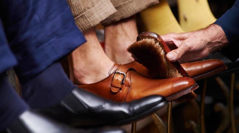 Giuseppe, primo Shoeshine 2.0 a Palermo