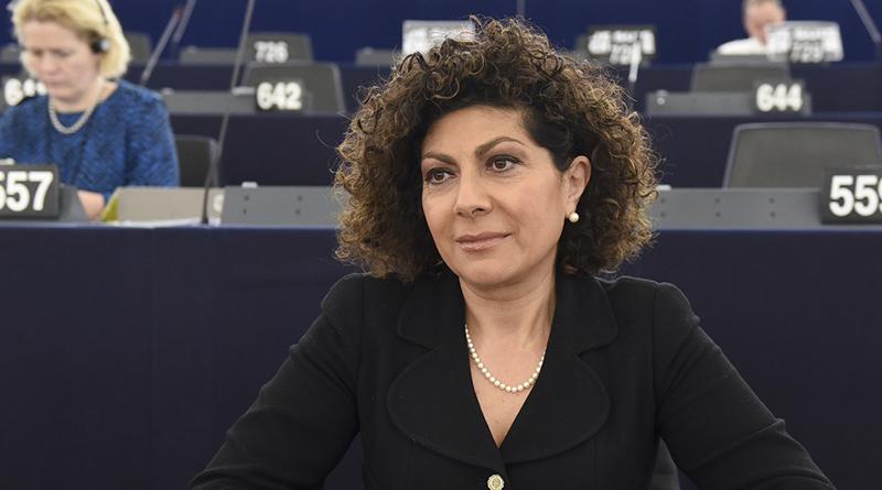 Michela Giuffrida, europarlamentare
