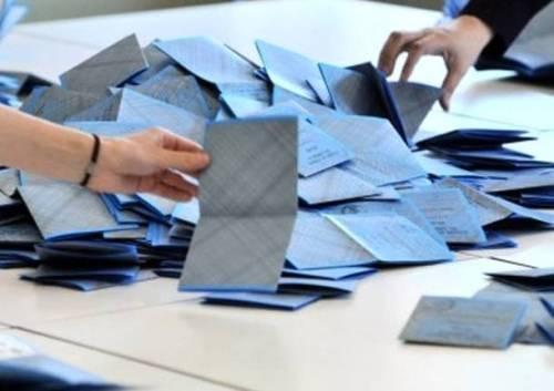 Spoglio schede elettorali