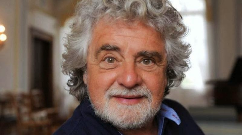 M5s, #Cataniaday e #Palermoday con Beppe Grillo