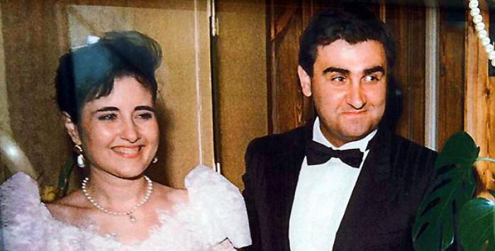 Antonino Agostino il poliziotto e sua moglie Ida Castelluccio