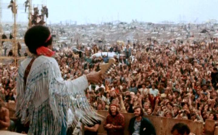 Jimi Hendrix, Woodstock