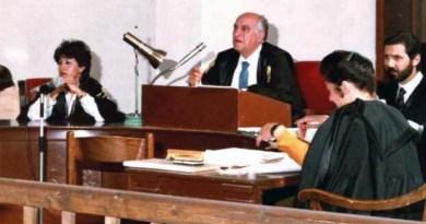Alberto Giacomelli, magistrato ucciso dalla mafia