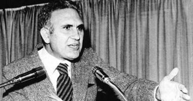 Pio La Torre, ucciso dalla mafia il 30 aprile 1982