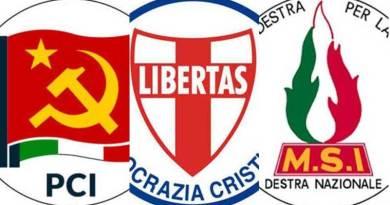 categorie Prima Repubblica