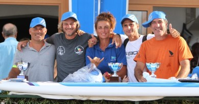 campioni Windsurfer 2017