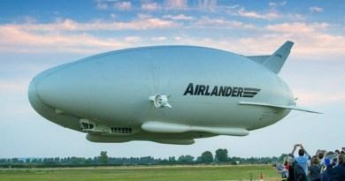 Dirigibile Airlander