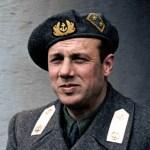 Junio Valerio Borghese, comandante della Decima Mas