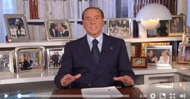 Berlusconi, appello ai siciliani senza nominare Musumeci