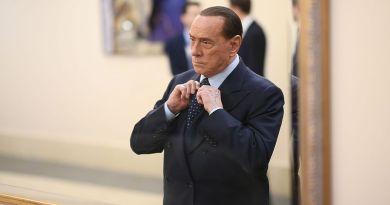 Silvio Berlusconi continua a parlare del Ponte sullo Stretto di Messina in campagna elettorale, nel corso dell'assemblea di Coldiretti