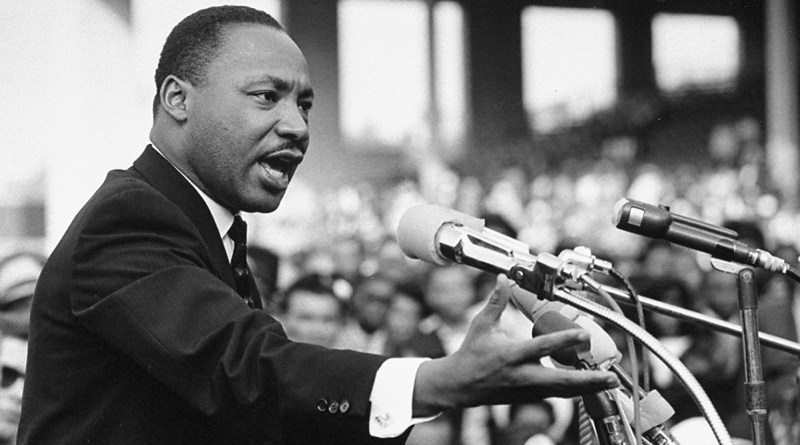 Martin Luther King, premio Nobel per la pace
