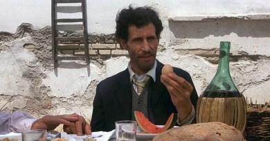 Ciccio Ingrassia in Amarcord di Federico Fellini