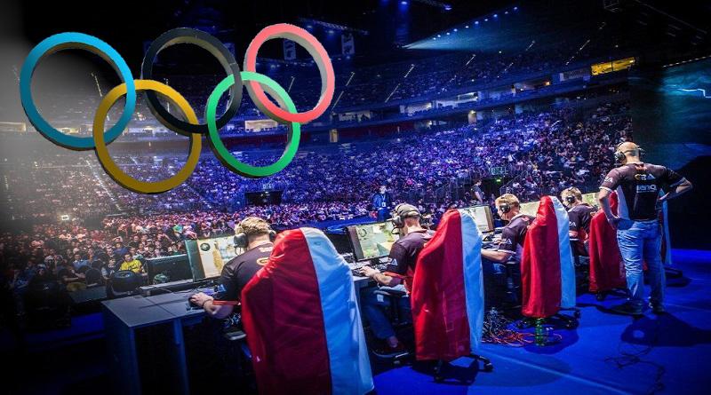 videogames sport olimpico