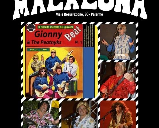 Petnyks&friends al Malaluna: il ritorno del beat