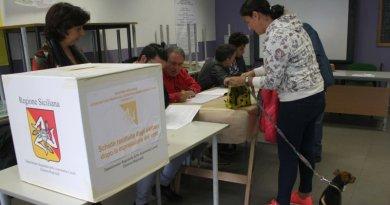 Regionali, alle 19 ha votato il 36,39% degli elettori