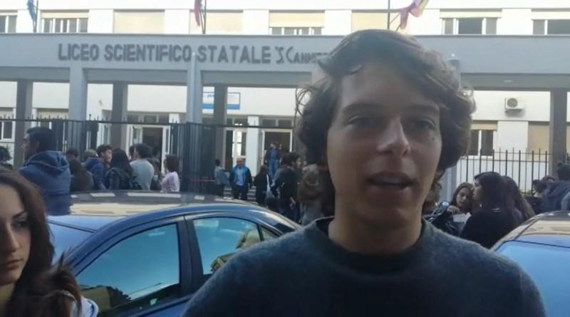 Intervista studenti Cannizzaro Elezioni Sicilia 2017