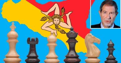Partita a scacchi per la giunta di governo regionale Sicilia